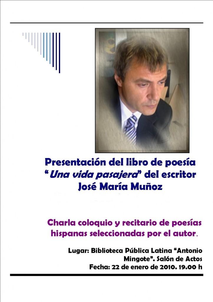 """Conferencia 22 de Enero de 2010 - Biblioteca pública de la Latina """"Antonio Mingote"""" - Conferencia 22 Enero 2010 723x1024 - Conferencia 22 de Enero de 2010 – Biblioteca pública de la Latina """"Antonio Mingote"""""""
