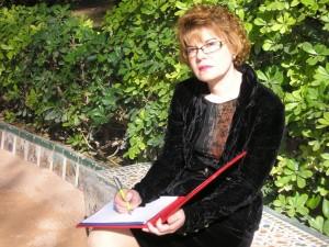 """Ana María Olivares: """"El amor es el principal ingrediente en la poesía"""" Ana María Olivares: """"El amor es el principal ingrediente en la poesía"""" P1010009 1408x10561 300x225"""