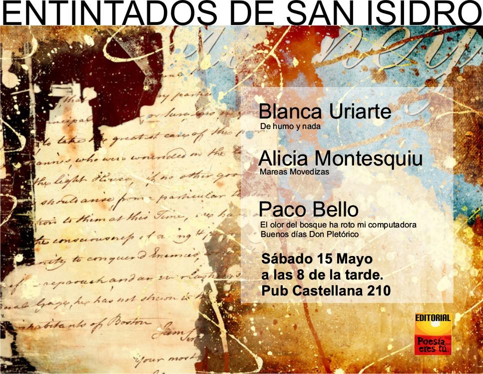 ENTINTADOS DE SAN ISIDRO 2010 - SanIsidro2010 - ENTINTADOS DE SAN ISIDRO 2010