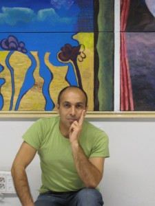 Najim Mouhsin: El amor es el arte de encender el fuego en todas las cosas - 2 225x300 - Najim Mouhsin: El amor es el arte de encender el fuego en todas las cosas