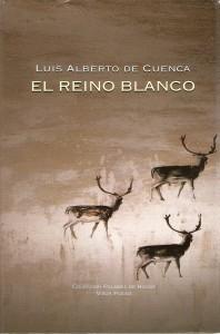 Premio de la Asociación de Editores de Poesía - El reino blanco 198x300 - Premio de la Asociación de Editores de Poesía