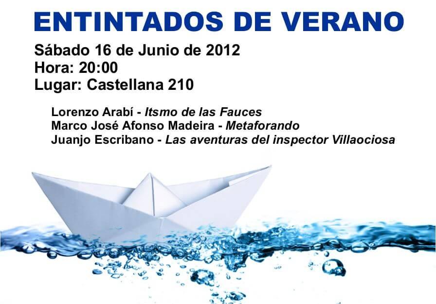 Entintados de verano 2012 Entintados de verano 2012 entintadosverano2012