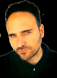 """Poeta y escritor David García Abejas David García Abejas - DavidGarciaTraspa2 220x300 - David García Abejas: """"La poesía requiere del poeta, como el poeta requiere de la poesía como canal de expresión de sus sentimientos""""."""