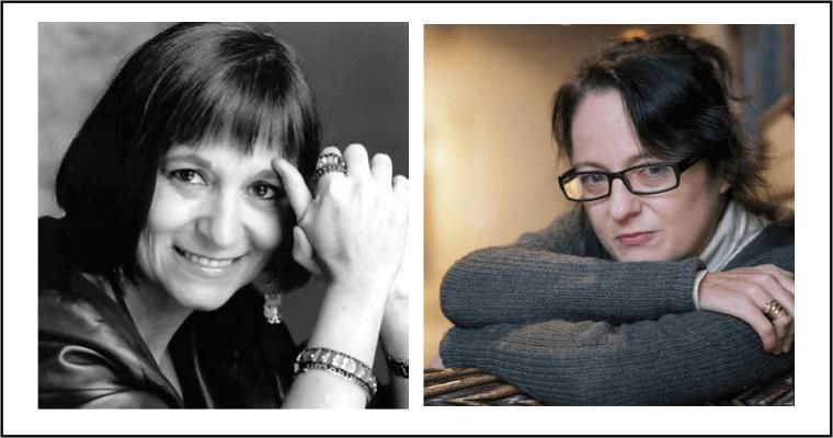 Rosa Montero y Marta Sanz ganadoras de los Premios de la Crítica de Madrid de novela y poesía respectivamente Rosa Montero y Marta Sanz ganadoras de los Premios de la Crítica de Madrid de novela y poesía respectivamente PremioCriticadeMadrid2013