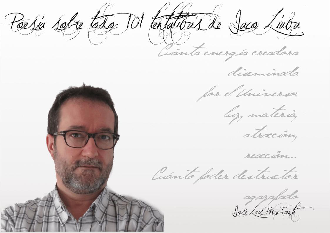 """José Luis Pérez Fuente José Luis Pérez Fuente: """"Veo la poesía como un proceso de comunicación cerrado, pero no siempre el autor es el emisor"""". FichaAutorJoseLuis"""