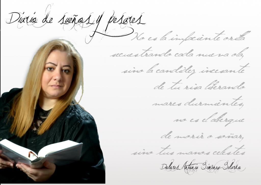 """fichaDAGimenez Dolores Antonia Gimez Gelardo - fichaDAGimenez2 1024x725 - Dolores Antonia Gimez Gelardo: """"La poesía más que ayudarme a """"sobrellevar o superar"""" algo en mi vida, simplemente siempre ha estado en ella, no solo en los momentos difíciles sino en los felices…"""""""