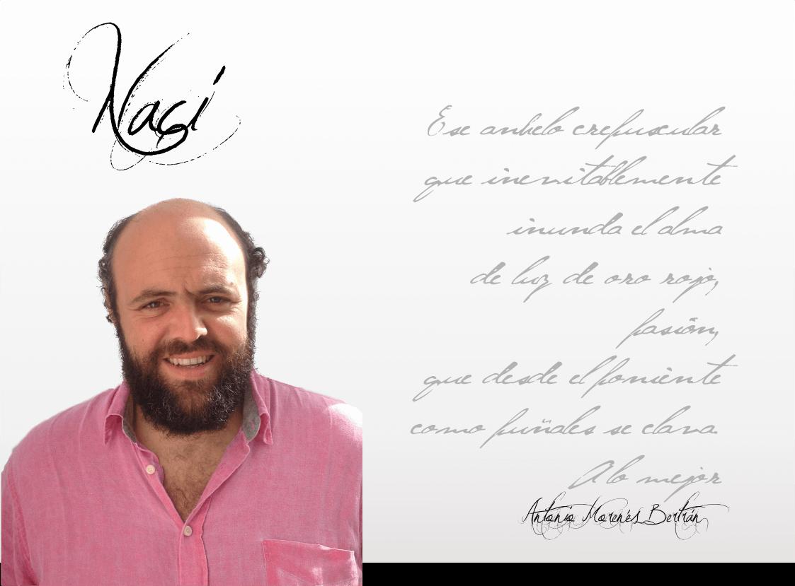 Antonio Morenes Antonio Morenes: Mi poesía suele nacer de esos momentos de claridad en que una idea abstracta se materializa convirtiéndose en metáfora. FichaAutorAntonioMorenes