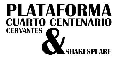 UNA INICIATIVA PRIVADA CONVOCA A LOS ESCRITORES POR EL CUARTO CENTENARIO DE CERVANTES logocuartocentenario