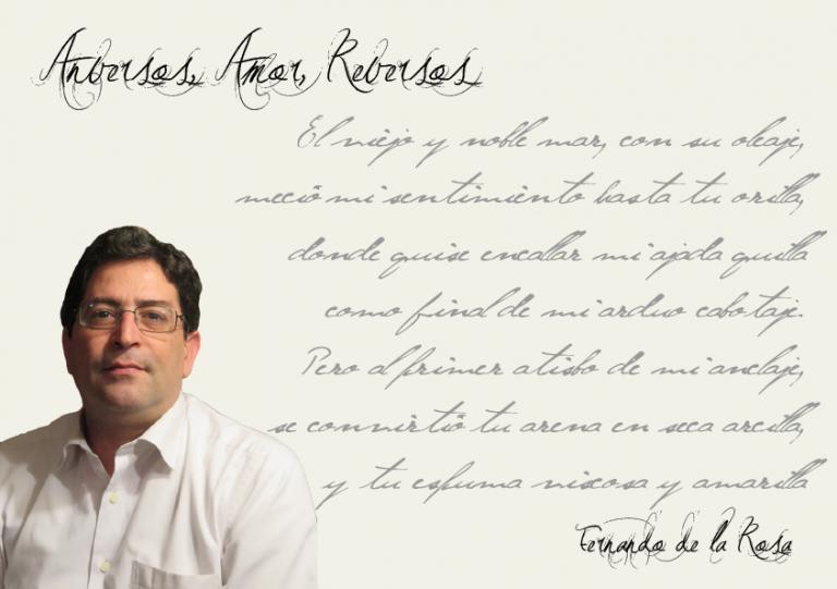 """Entrevista a Fernando de la Rosa cuentas pendientes Entrevista a Fernando de la Rosa: """"La Poesía es el arte de convertir un sentimiento propio en una emoción ajena"""". Entrevista FernandodelaRosa 768x541  Artículos Entrevista FernandodelaRosa 768x541"""