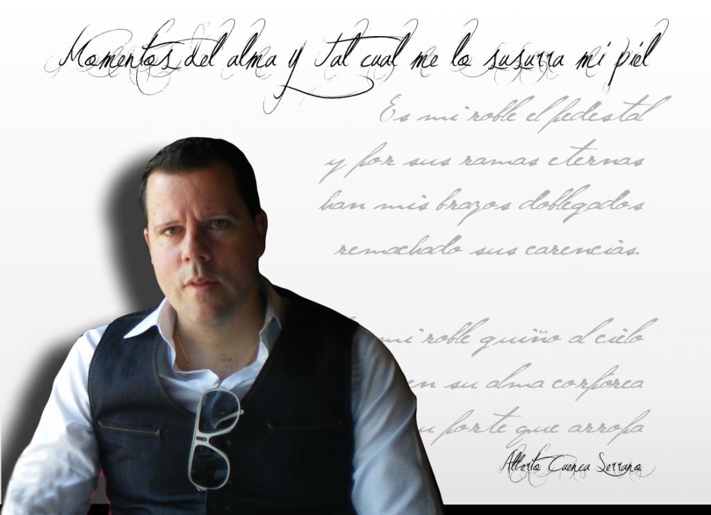 """fichaalbertocuenca  - FichaAlbertocuenca 1024x741 - Alberto Cuenca Serrano: """"Creo que el amor en todas sus vertientes forma parte de la poesía y del poeta"""""""
