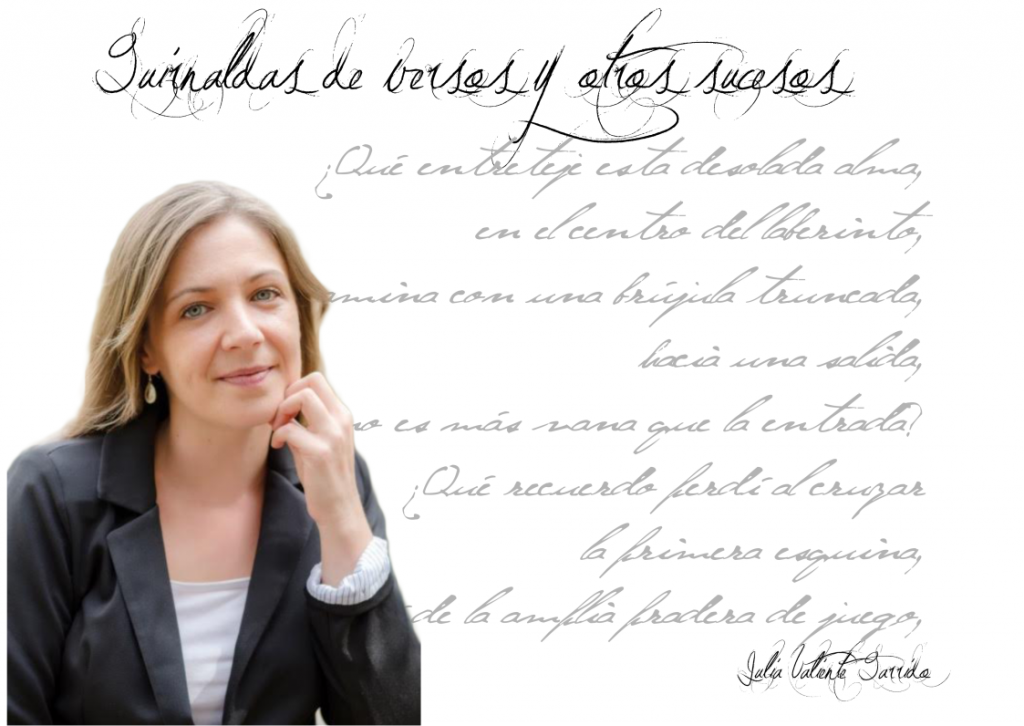 """Julia Valiente  Julia Valiente Garrido: """"La poesía muchas veces se construye con irrealidades en nuestro haber"""" FichaJuliaValiente 1024x726"""
