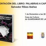 Presentación del libro: Palabras a capella en Guaredamae de la safor CartelGuardamardelasafor Medium 150x150