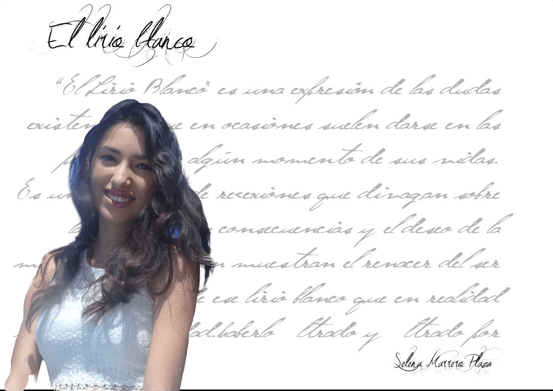 """Photo ofSelena Marrero Plaza selena marrero plaza Entrevista a Selena Marrero Plaza: """"…la poesía siempre está invisiblemente presente en cada momento de nuestra vida"""" FichaSelenaMarreroPlaza"""
