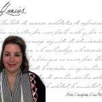 """María Concepción Cruz Pentón escritora poeta maría concepción cruz pentón María Concepción Cruz Pentón: """"…utilizo mis realidades como un proceso creativo e imaginativo…"""" FichaMariaConcepci  nCruzPenton web 150x150"""
