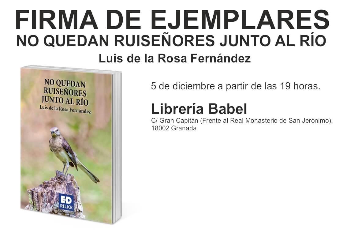 - LibreriaBabel - Librería Babel de Granada