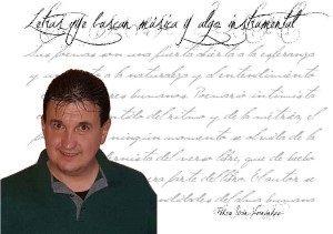 Entrevista al escritor Pedro Iván Hernández, tras publicar su libro de poesía: Letras que buscan música y algo instrumental   EntrevistaPedroIvanHernandez 300x211