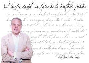 """Vicente Prada Gomez vicente prada gómez Vicente Prada Gómez: """"Me limito a ser mero ejecutor de un mandato social. Porque la escritura es siempre social"""". VicentePradaGomez"""