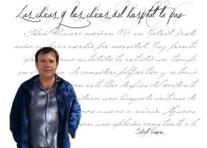 """Gabriel Humero entrevista escritor Gabriel Humero: """"La poesía la considero un canto a la vida con sus mejores valores"""" Gabriel Humero entrevista Custom"""