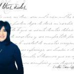 """Entrevista a Crisitina Gimenez Lopez cristina giménez lópez Cristina Giménez López: """"Una letra más otra son lo que decimos y lo que somos"""". FichaAutorCrisitinaGimenezLopez 150x150"""