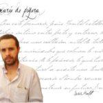 """Jesus Montiel jesús montiel Jesús Montiel: """"Siempre habrá poesía y poetas, independientemente del siglo"""" JesusMontiel  150x150"""