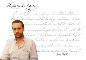 """Jesus Montiel jesús montiel Jesús Montiel: """"Siempre habrá poesía y poetas, independientemente del siglo"""" JesusMontiel"""
