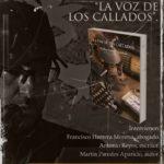 """Presentación del libro """"La voz de los callados"""" Belmez de la Moraleda Cartel Mediano 150x150"""