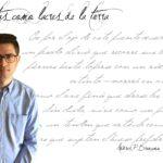 """andres p. broncano Andrés P. Broncano: """"Un poema bien leído inspira y enseña mucho más que cien leídos con rapidez."""" EntrevistaaAndresPBroncano 150x150"""