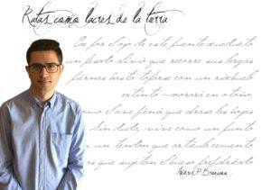 """andres p. broncano - EntrevistaaAndresPBroncano 300x211 - Andrés P. Broncano: """"Un poema bien leído inspira y enseña mucho más que cien leídos con rapidez."""""""