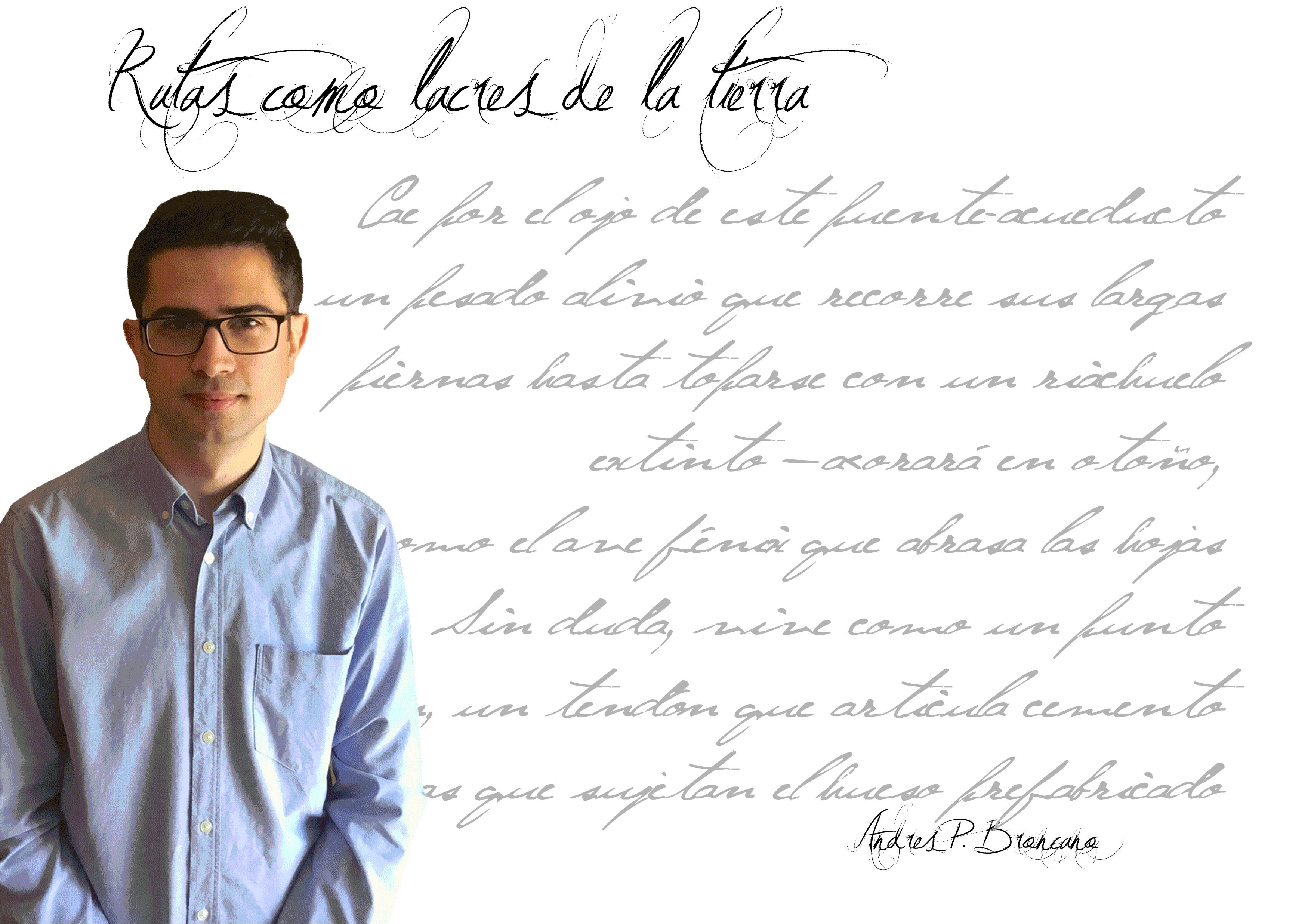 """Photo ofAndres P. Broncano andres p. broncano - EntrevistaaAndresPBroncano - Andrés P. Broncano: """"Un poema bien leído inspira y enseña mucho más que cien leídos con rapidez."""""""
