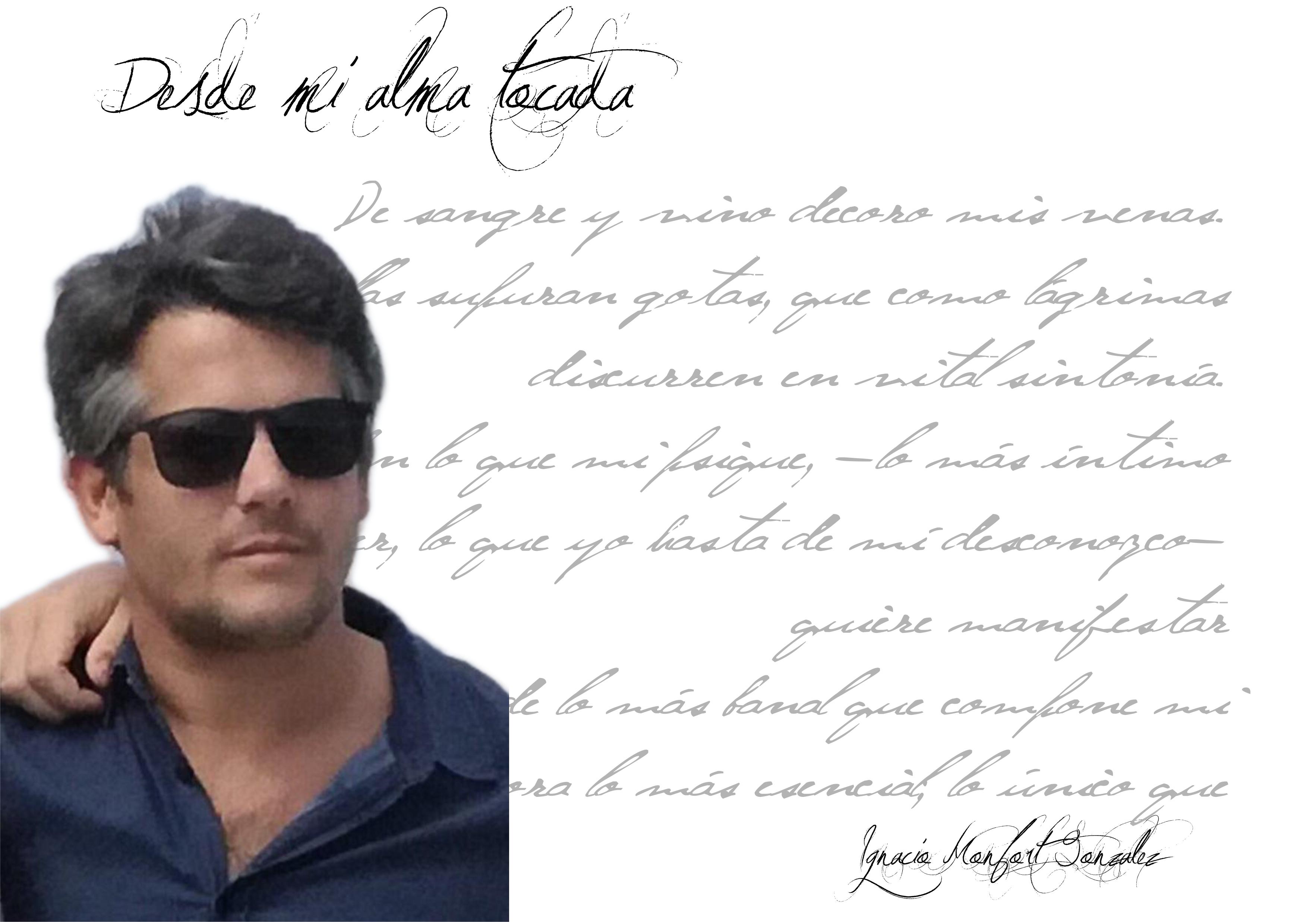 """Photo ofIgnacio Monfort González  Ignacio Monfort González: """"Siempre me ha encantado la escritura desde pequeño"""" Entrevista a Ignacio Monfort Gonz  lez"""