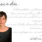 """Julia Valiente Garrido muescas de olvido Julia Valiente Garrido: """"Cualquier tipo de arte es un gesto de valentía"""" FichaAutorJuliaValiente 150x150"""