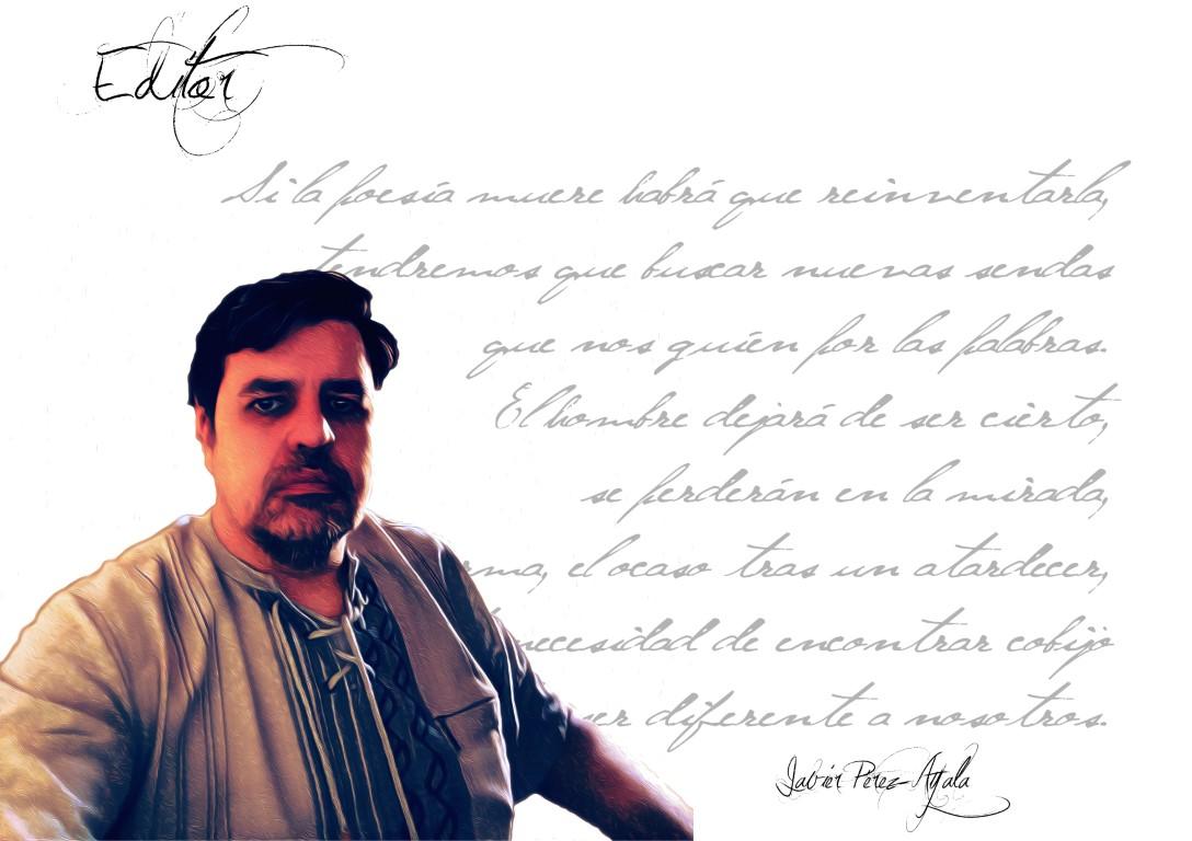 Javier Pérez-Ayala  Entrevista a Javier Pérez-Ayala por Ismael Iglesias JavierP  rez Ayala revista de poesía Revista de poesía. Revista Poesía eres tú. JavierP C3 A9rez Ayala