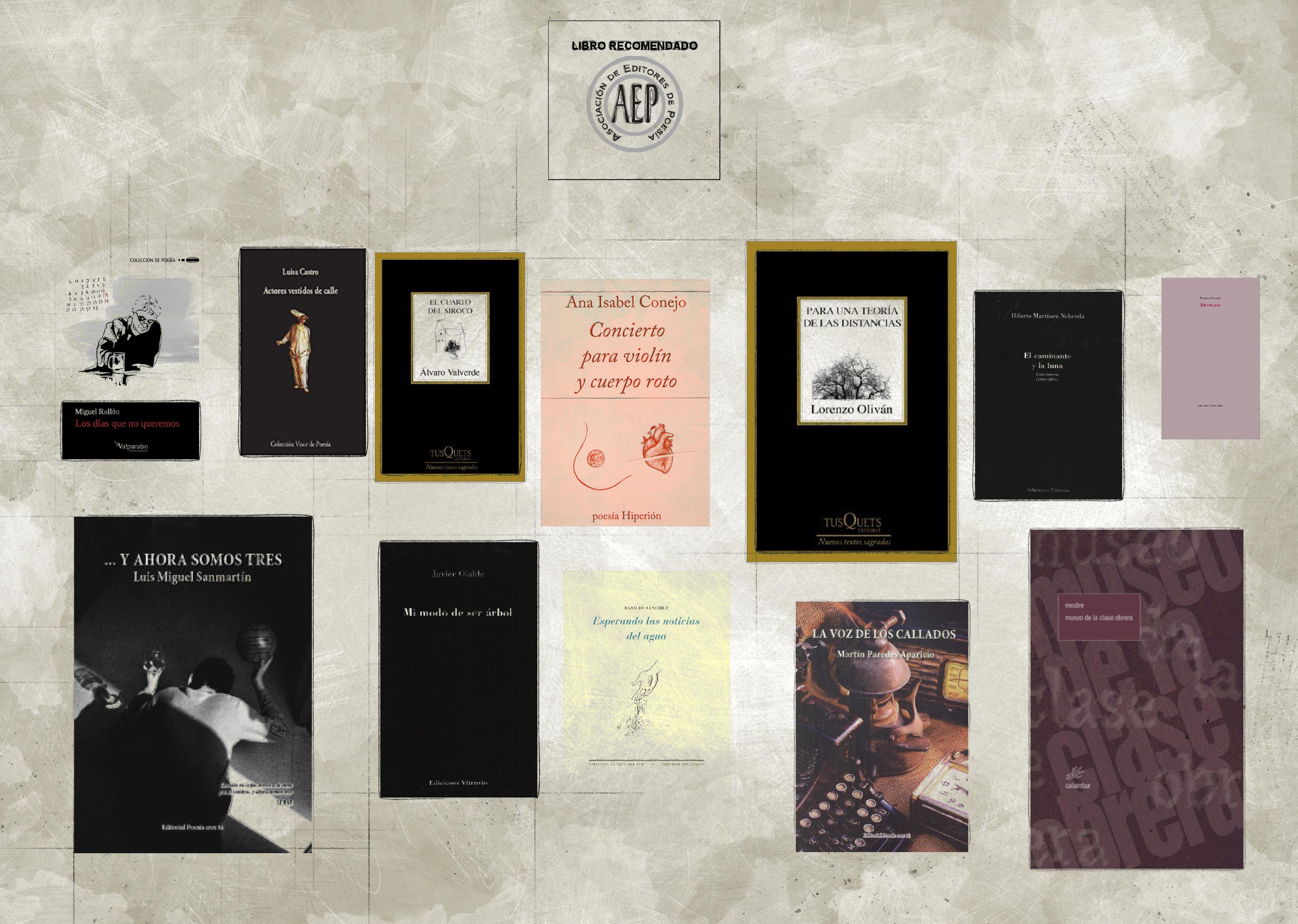 los 12 mejores libros de poesía del año 2018 Los 12 mejores libros de poesía del año 2018 Libreosrecomedado2018 RevistaPoes  aerest