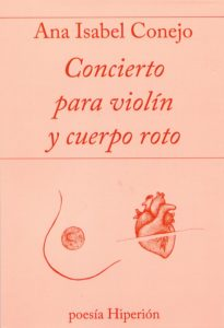 - conciertoparaviolinycuerporoto 205x300 - CONCIERTO PARA VIOLÍN Y CUERPO ROTO