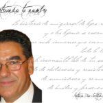 """antonio díaz tortajada - Antoniodiaztortajada 150x150 - Antonio Díaz Tortajada: """"La poesía mística no pasa nunca, y hoy en día tiene una vigente actualidad o un perfil más acentuado."""""""