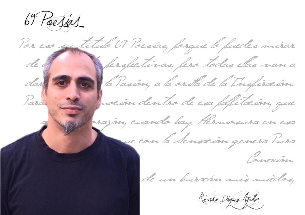 """ricardo diéguez aguilar - Entrevista Ricardo Di  guez Aguilar 1024x723 - Ricardo Diéguez Aguilar: """"El Amor a la Vida ese es el gen de la Poesía"""".  - Entrevista Ricardo Di C3 A9guez Aguilar 1024x723 - Artículos"""