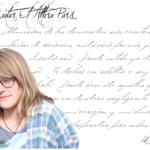 """Marta Paricio Montesinos leb - FichaAutor 1 150x150 - LEB: """"La poesía permite darle voz a aquello que por el motivo que sea callaste y te arde por dentro""""."""
