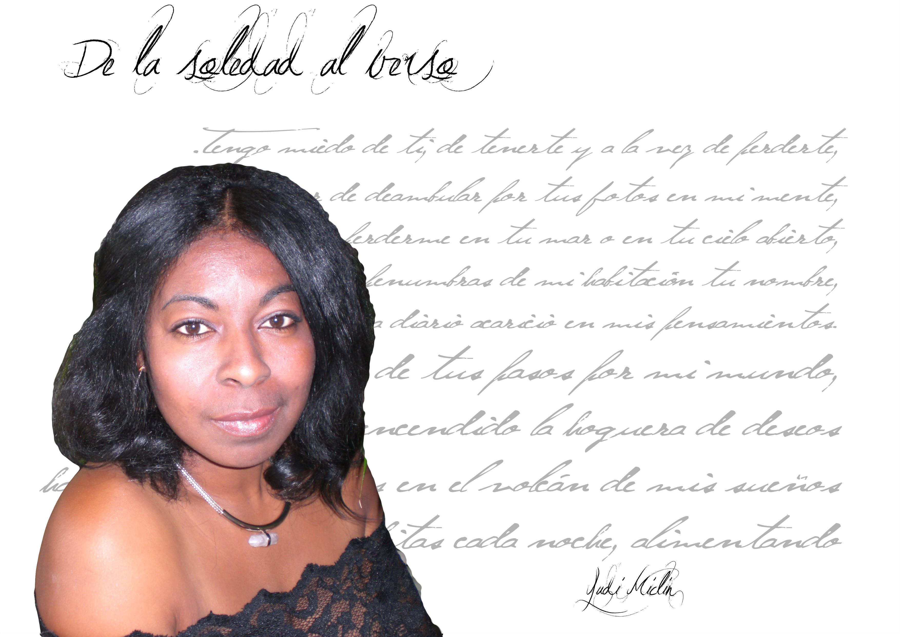 Entrevista a Yudi Miclin entrevista - FichaAutor - Yudi Miclin: la poesía no solo libera el alma del poeta sino que construye el alma de quienes la leen o la escuchan