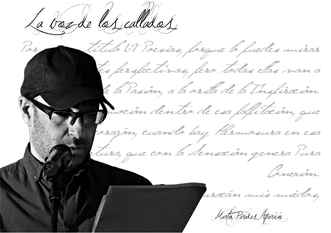 """MartinParedesAparicio siete cruces y un nazareno - MartinParedesAparicio Mediano - Martín Paredes Aparicio: """"La semejanza entre conceptos solo se puede conseguir a través de la metáfora""""."""
