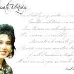 """maricel de la hoz - FichaAutor 150x150 - Maricel de la Hoz: """"La poesía no es solo lo que se escribe, sino lo que dibuja en el corazón del que la lee""""."""