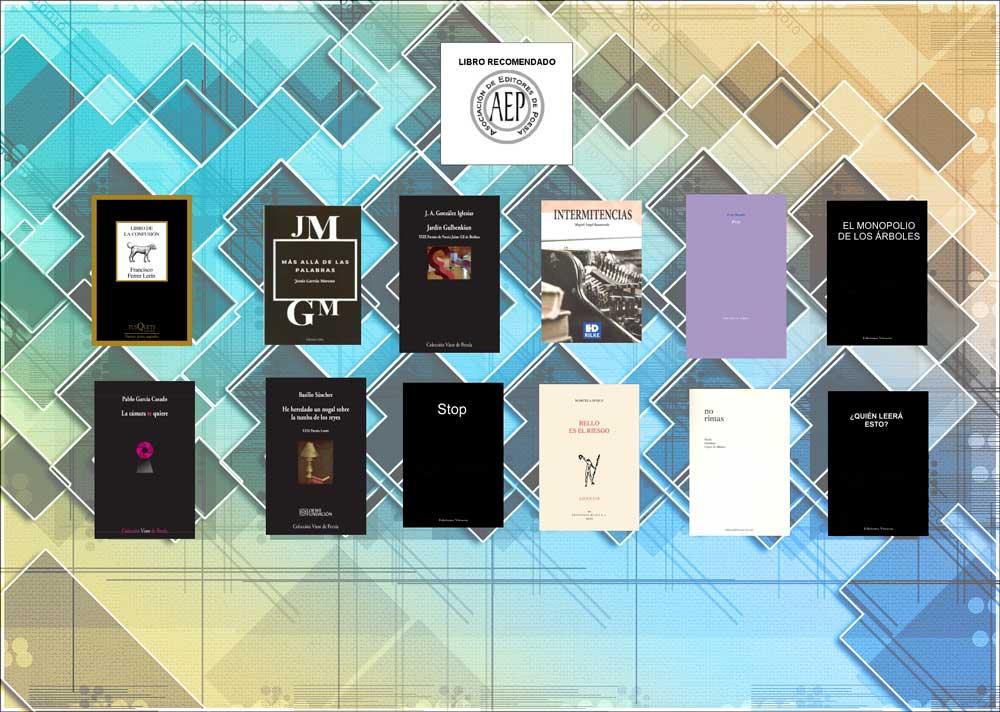 - Librorecomendado2019 AEP RevistaPoesiaerestu - Los 12 mejores libros de poesía del año 2019 revista de poesía - Librorecomendado2019 AEP RevistaPoesiaerestu - Revista de poesía. Revista Poesía eres tú.