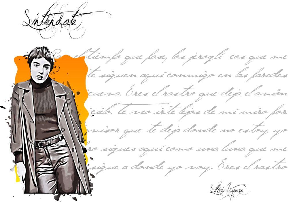 """silvia vaquero - FichaAutor 1024x720 - Silvia Vaquero: """"tiene que haber un poco de cada poeta al que leo en mi poesía.""""  - FichaAutor 1024x720 - Artículos"""