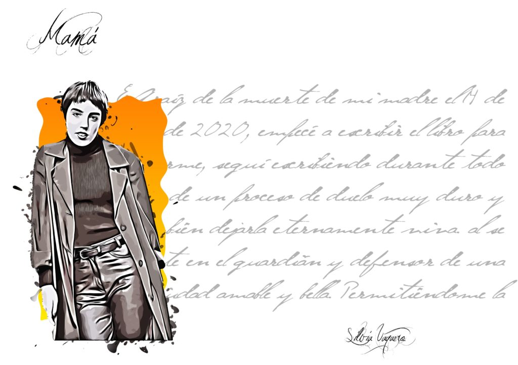 """silvia vaquero - FichaAutor 1024x721 - SILVIA VAQUERO """"Escribir es la cura de todos los males""""  - FichaAutor 1024x721 - Artículos"""