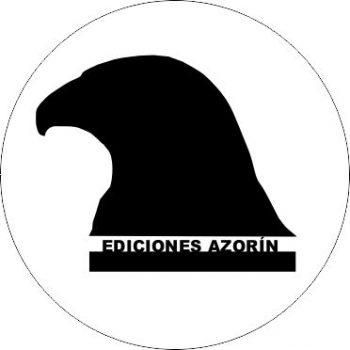 Ediciones Azorín editorial poesía Editorial Poesía eres tú. Publicar un libro. LogoAzorinInterirorlibro 350x350