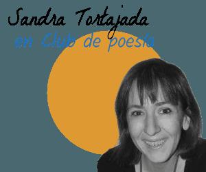 Sandra Tortajada en Club de poesía