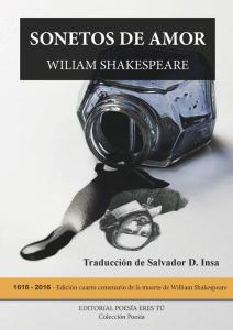 Sonetos de amor de William Shakespeare WILLIAM SHAKESPEARE SONETOS DE AMOR. WILLIAM SHAKESPEARE Portada 212x300