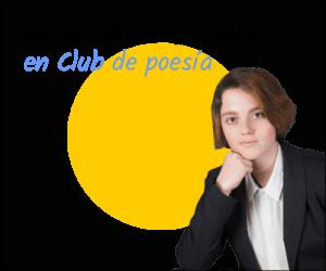 Maria Villar en Club de poesia