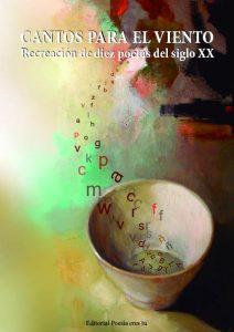 editorial poesía Editorial Poesía eres tú. Publicar un libro. CubiertaIndCantosparaelviento3 212x300