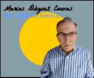 Marcos Dieguez en club de poesia