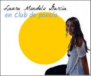 Laura Mondelo en Club de poesia